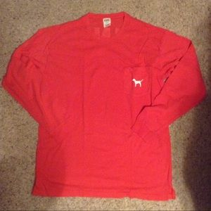VS PINK Long Sleeve T New in Bag size M